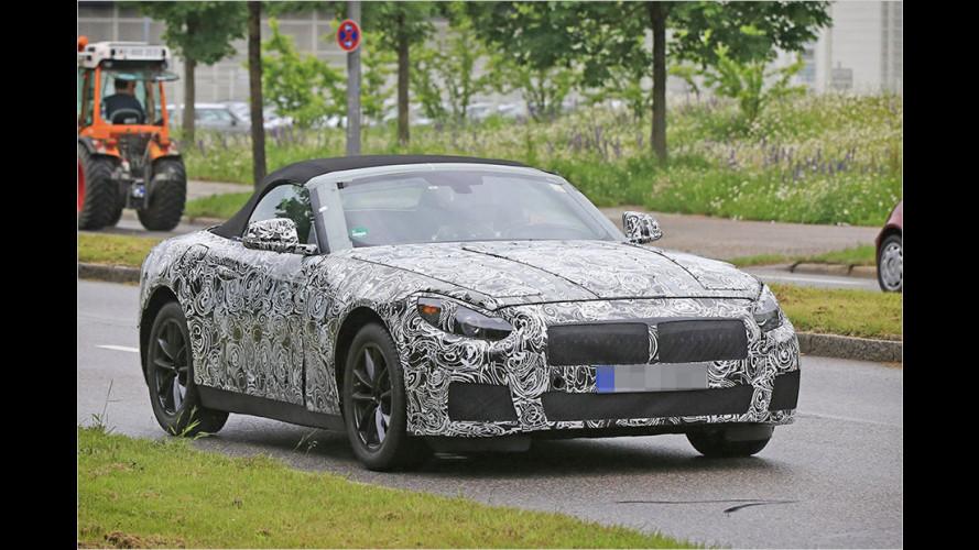 Hier fährt der BMW Z5