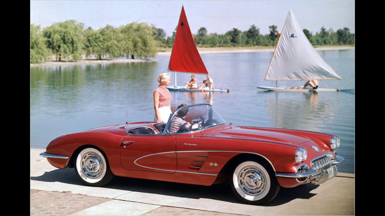 Corvette C1 (1958)