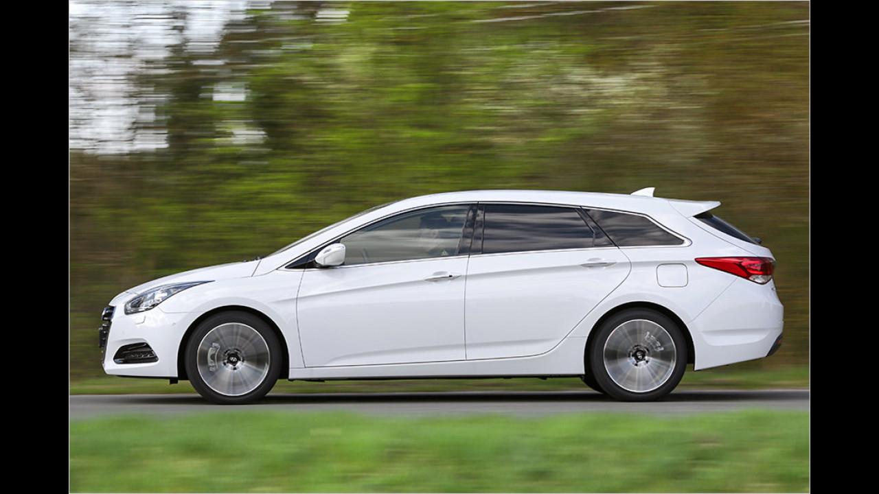 Kombi: Hyundai i40 Kombi
