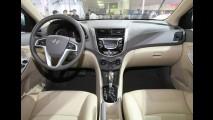 Hyundai Verna 2011 (Novo Accent) - Primo do Cerato pode chegar ao Brasil