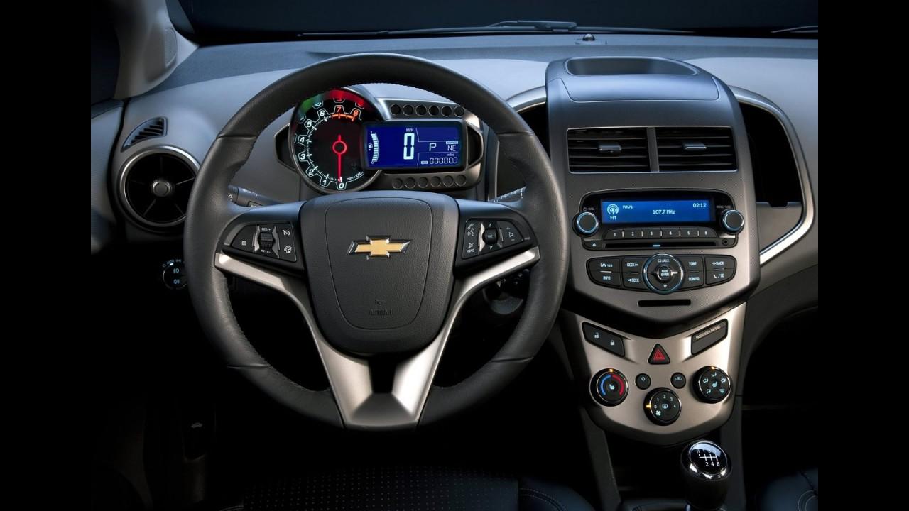 Novo Chevrolet Sonic será equipado com motor 1.4 Turbo de 141 cavalos