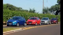 Ford comemora sete milhões de Fiesta produzidos na Alemanha
