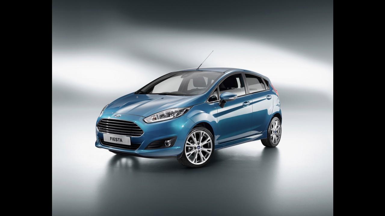 Ford Fiesta: alta demanda faz a marca aumentar a produção na Europa