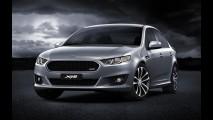 Ford Falcon recebe última reestilização antes de deixar o mercado