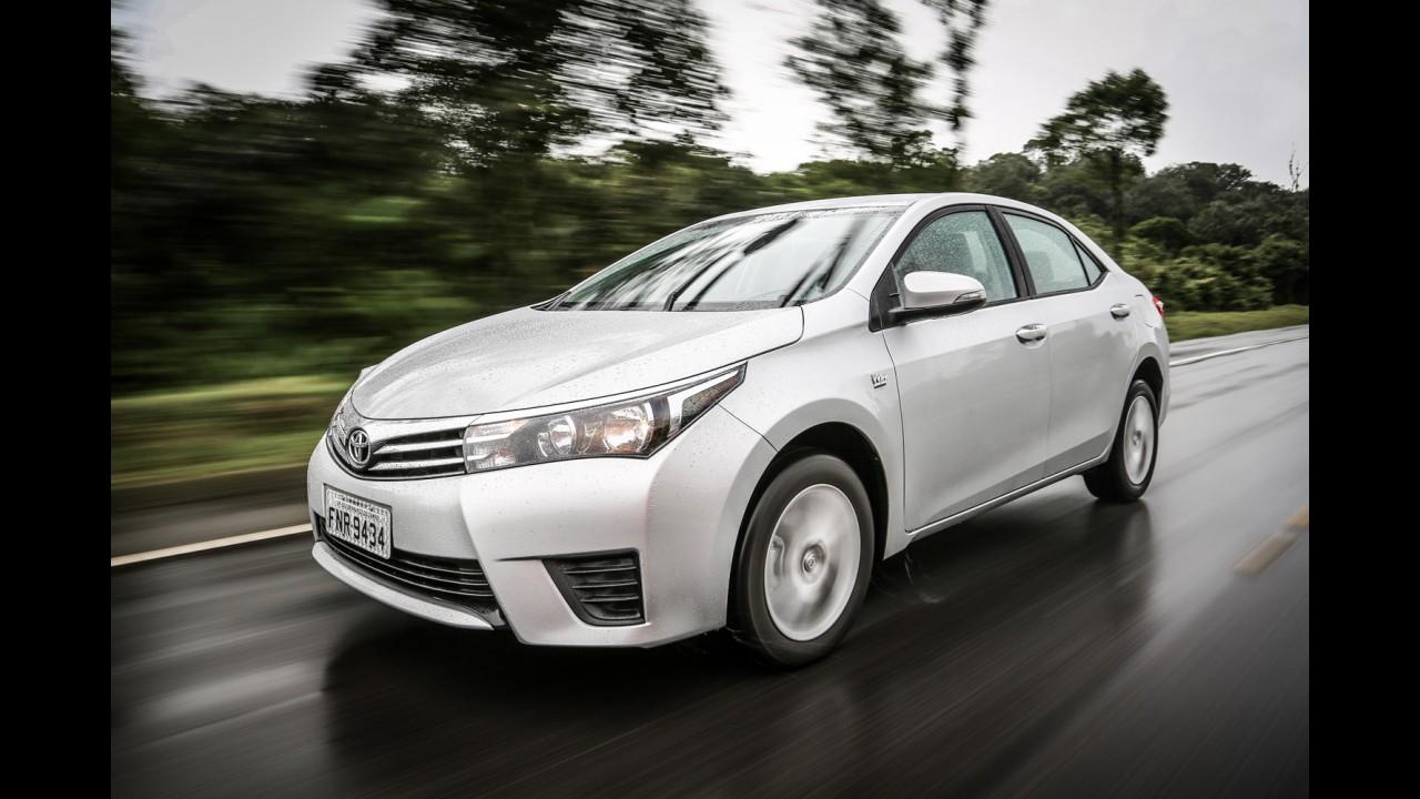 """Toyota desenvolve sistema inédito que promete deixar os carros """"flutuando"""""""