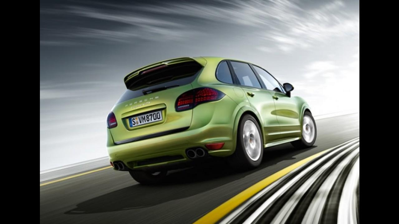 Novo Porsche Cayenne é revelado, mais esportivo e agora com 420 cv: Veja as fotos oficiais
