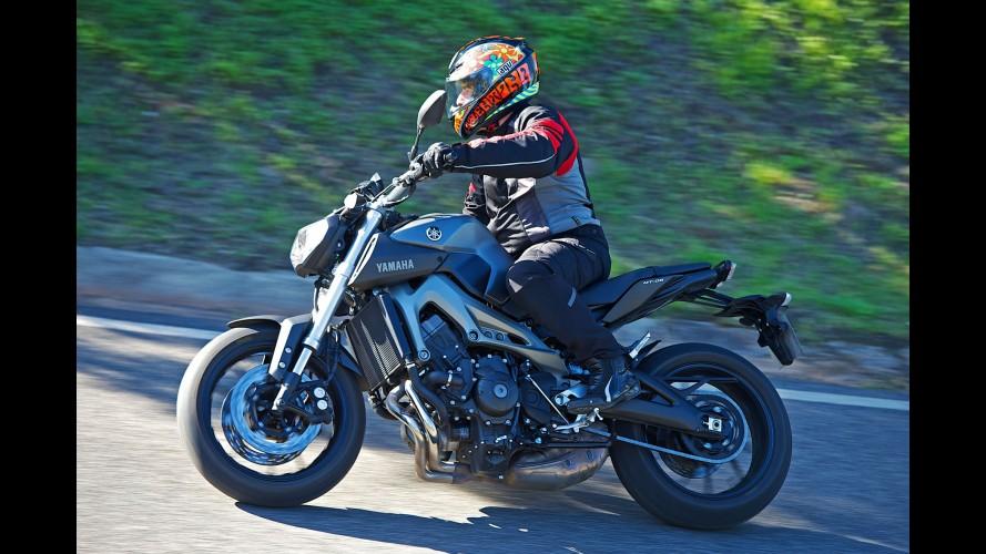 Avaliação: MT-09 é cartada da Yamaha para acabar com a mesmice