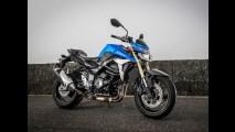 Suzuki oferece seguro grátis ou juro zero para cinco modelos