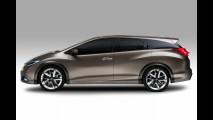 Honda Civic Tourer Concept é revelada antes de Genebra