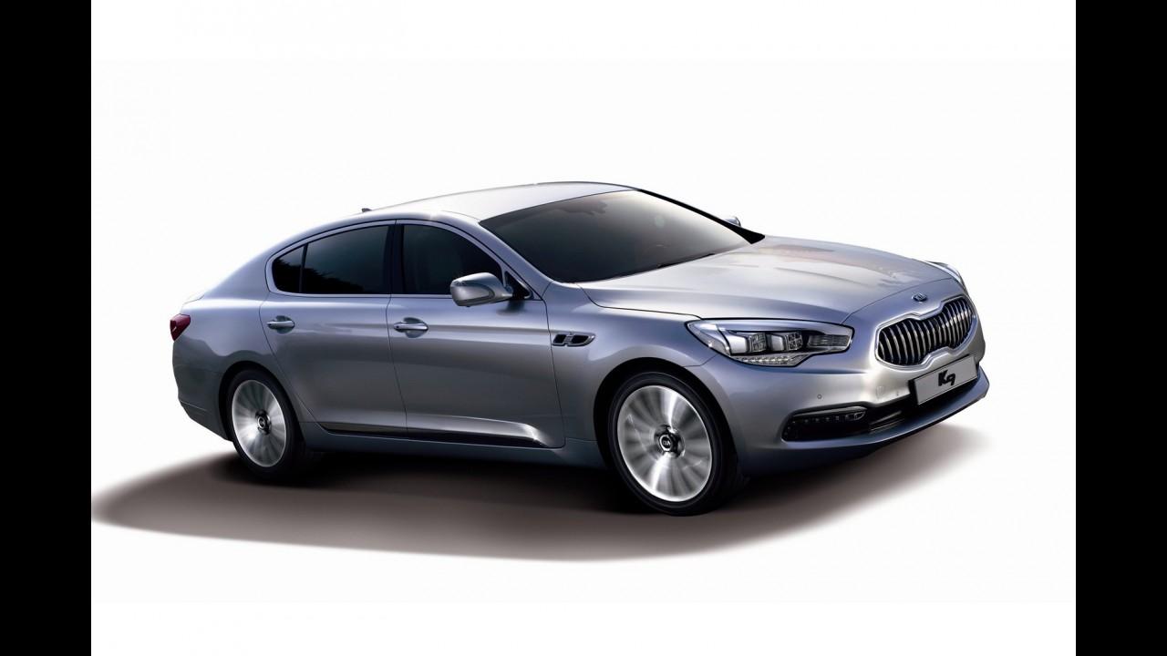 Veja a lista dos carros mais vendidos na Coreia do Sul em Junho de 2012
