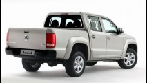 VW Amarok Trendline chega por R$ 102.990
