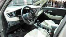 2013 Kia Carens at the Paris Motor Show in 2012