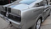 Daewoo Lacetti-based Mustang Elanor replica by Big Daddy Customs