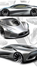 Infinity hybrid sports car on sale by 2016 - report