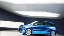 Mercedes B-Class Electric Drive concept 17.9.2012