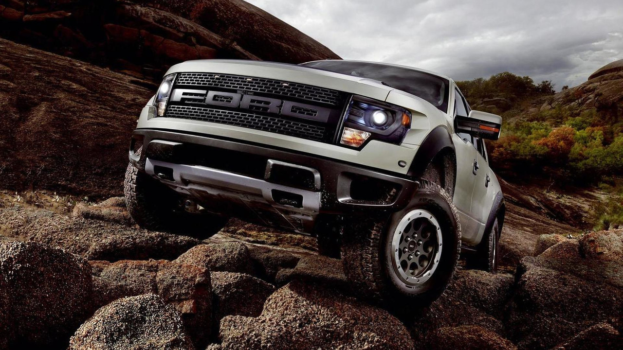 2013 Ford F-150 SVT Raptor 26.9.2012