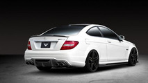 Mercedes Benz C63 AMG Coupe by Vorsteiner, 954, 02.04.2012