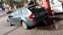 Skoda Octavia Wagon G-TEC, test di consumo reale Roma-Forlì