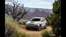 Jeep Cherokee, una prova incredibile nel Far West!