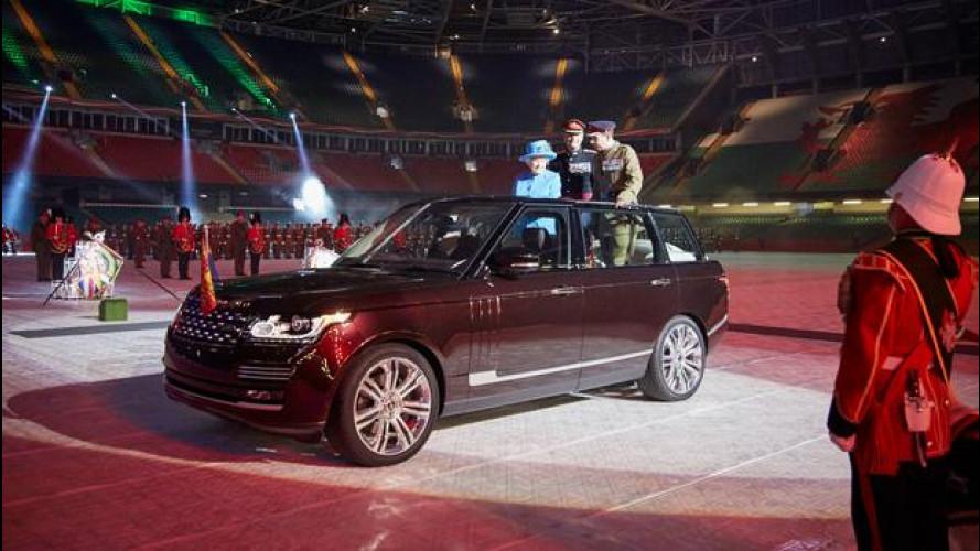 La Range Rover Hybrid