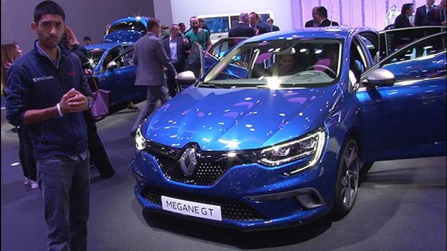 Nuova Renault Megane, questa fa sul serio [VIDEO]