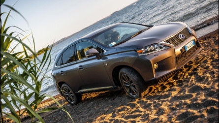 Alla scoperta della Tuscia - Lexus RX 450h Hybrid