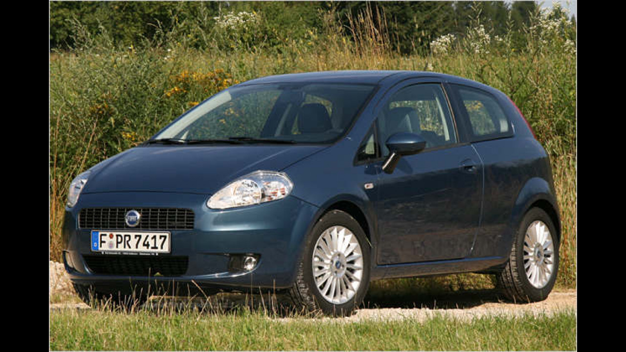 Fiat schrumpft Motoren