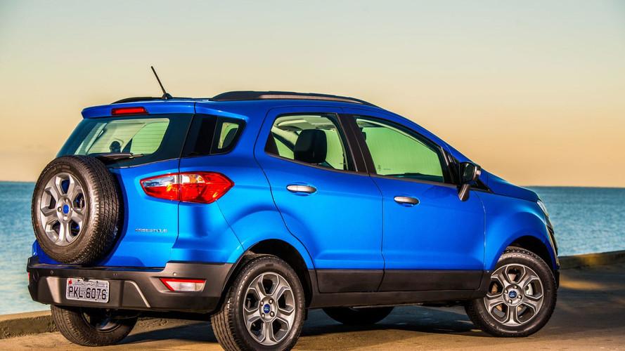 Ford lança o novo EcoSport com preço competitivo