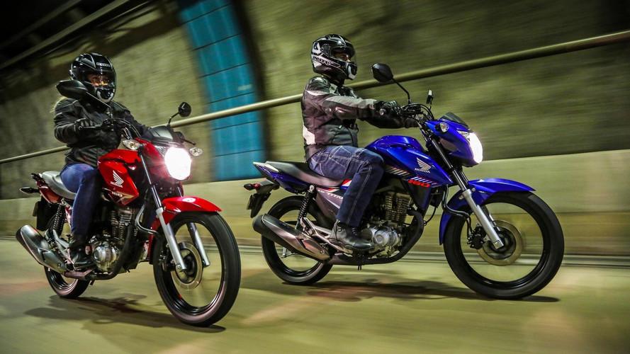 Baixo índice de motos cobertas por seguro impressiona no Brasil
