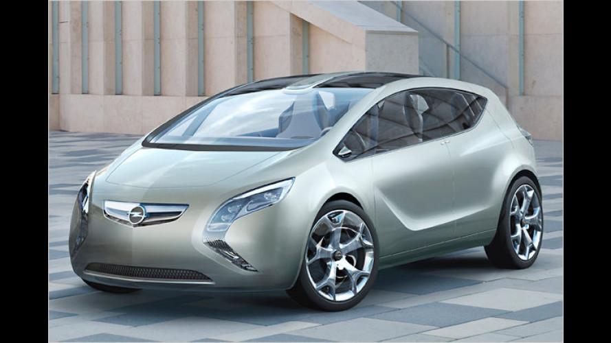Opel Flextreme: E-Flex-Konzept könnte bald in Serie gehen