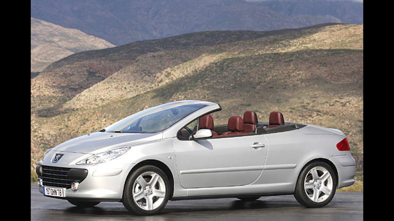 Peugeot 307 CC 110 Tendance