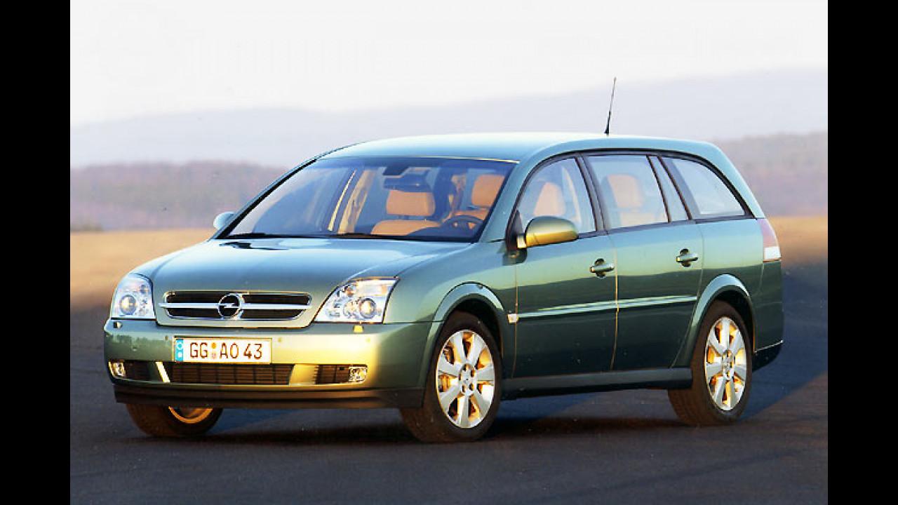 Opel-Vectra-Modelle