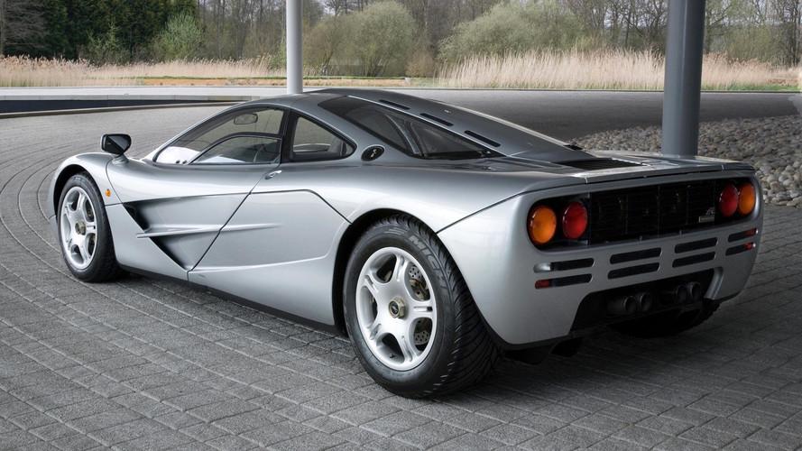 Low-Mileage McLaren F1 Costs A Ridiculous $25 Million