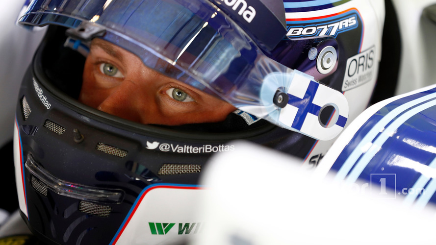 Williams admits Bottas move to Mercedes is in final stages