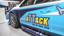Subaru WRX STI Time Attack: Detroit 2017