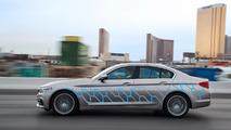 BMW Serie 5 prototipo autónomo