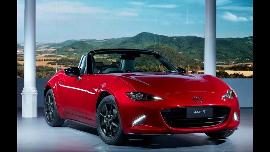 Mazda MX-5 Miata é eleito o World Car of The Year 2016 - veja lista