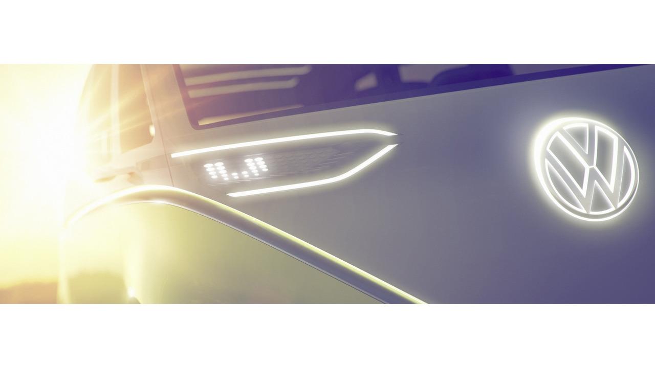 VW I.D. Microbus