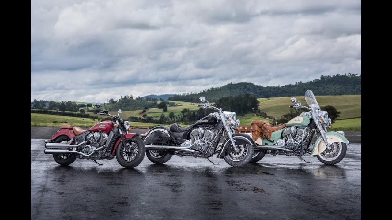 Abraciclo: Produção de motos caiu 36,9% no primeiro trimestre de 2016