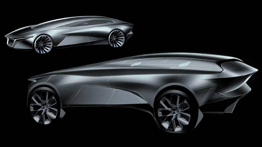 Lagonda presenta il SUV elettrico del 2021