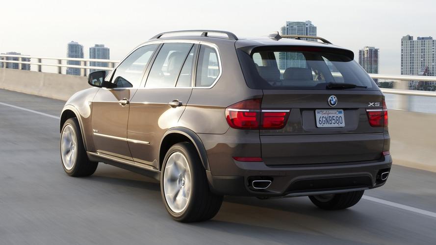 BMW Série 5, X5 e X6 - Recall
