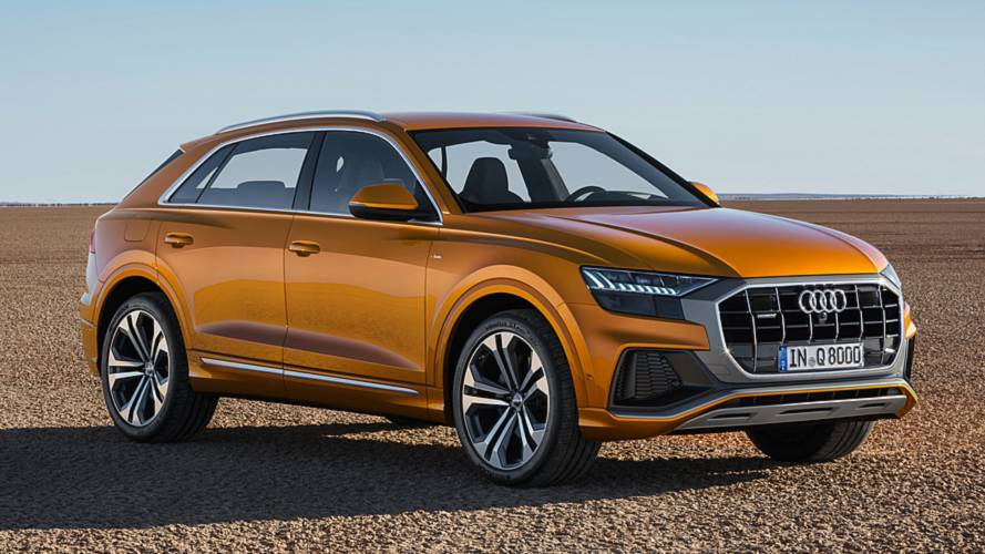 Audi Q8 vs BMW X6 e Mercedes GLE Coupé