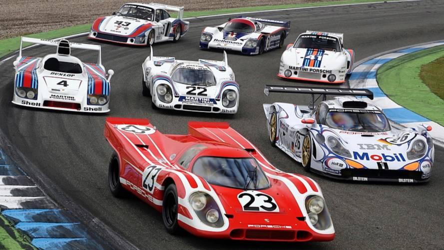 DIAPORAMA - Les plus belles livrées Porsche lors des 24 Heures du Mans