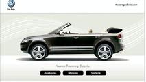VW Touareg Cabrio