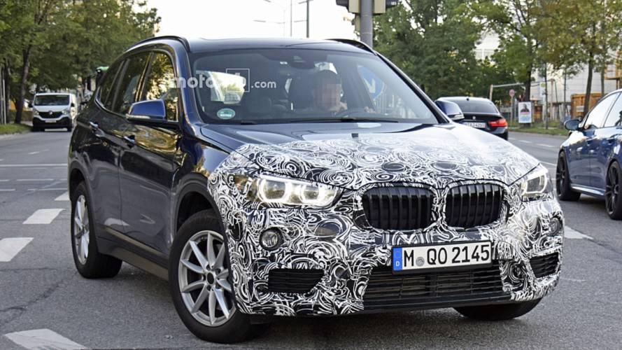 BMW X1, aggiornamento in vista