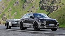 Audi RS Q8 Photos espion