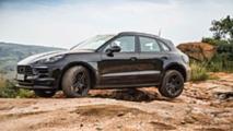 Porsche Macan en Afrique du Sud