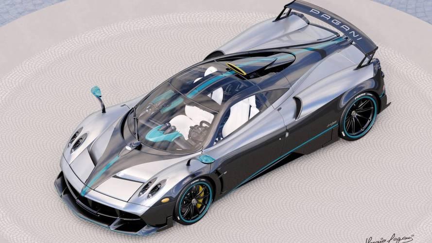 100. Pagani Huarya Coupe sahibine bir süpriz yapacak
