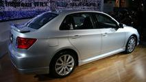 2008 Subaru Impreza in Detail