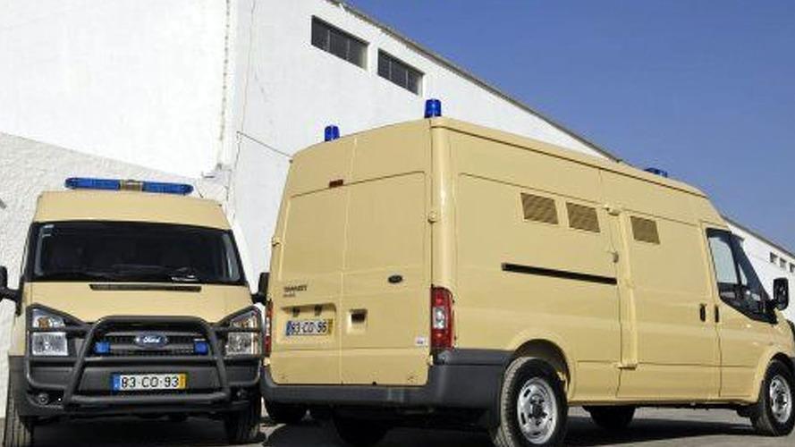 Ford Convict Transit